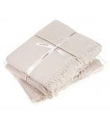 Комплект из 2-х вафельных полотенец «MACARONI»