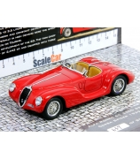 Масштабная модель автомобиля «ALFA ROMEO 6C CORSA SPIDER»