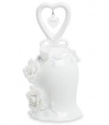 Фарфоровая статуэтка-колокольчик «Мелодия любви»
