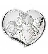 Миниатюра сердце «Ангел Хранитель»