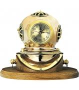 Настольные часы «Водолазный шлем»