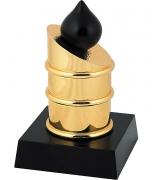 Подарочная статуэтка «Баррель»