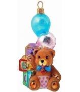 Елочная игрушка «Первые подарки»