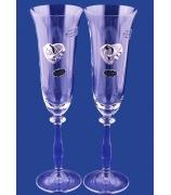 Набор из 2-х бокалов под шампанское