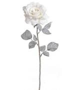 Заиндевевшая роза