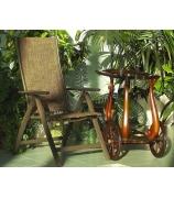 Раскладное кресло-стул