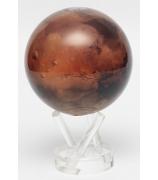 Глобус настольный самовращающийся «Марс»