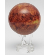 Глобус настольный самовращающийся «Венера»