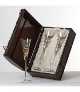 Набор из 2-х бокалов для шампанского