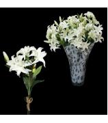 Декоративный букет из 3-х цветов