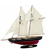 Модель яхты «Blue Nose»