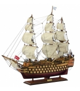 Модель корабля «Трех Иерархов»