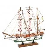 Модель корабля «Сагрес»