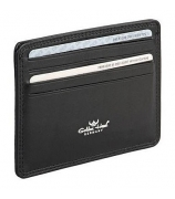 Кожаный футляр для хранения кредитных карт