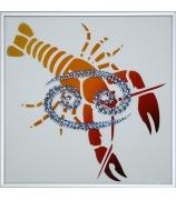 Картина «Знак Зодиака — Рак»