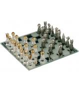 Шахматы хрустальные малые