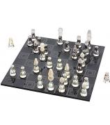 Шахматы хрустальные