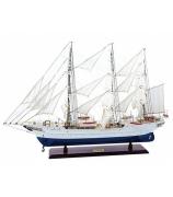 Модель корабля «Christian Radich»
