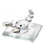 Хрустальный сувенир «Подарок Скорпиону»