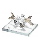 Хрустальный сувенир «Подарок Рыбам»