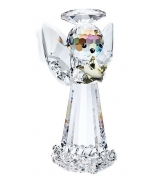 Хрустальный сувенир «Ангелочек со звездой»