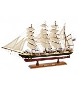 Модель корабля «Седов»