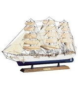 Модель корабля «Кристиан Радич»