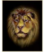 Картина «Лев»
