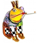 Статуэтка лягушка «Маленький принц»