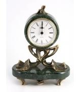 Бронзовые часы «Элегия»
