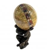 Расписное страусиное яйцо