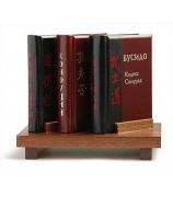 Миниатюрная библиотека из 3-х книг