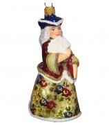 Ёлочная игрушка «Дама»