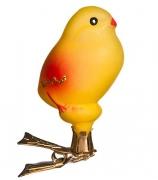 Ёлочная игрушка «Цыплёнок»