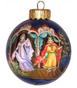 Елочный шар «Сказка о царе Салтане»