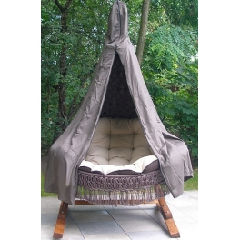 Подвесное кресло-качели «ARUBA» (с подушкой)