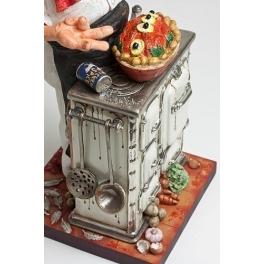 Коллекционная статуэтка Форчино «Шеф-повар», Франция