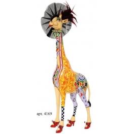 Статуэтка жираф «Эффи» от Томаса Хоффмана, Германия.