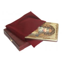 Икона «Святая Равноапостольная княгиня Ольга», в подарочной шкатулке