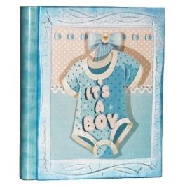 Детский фотоальбом «Новорожденному»