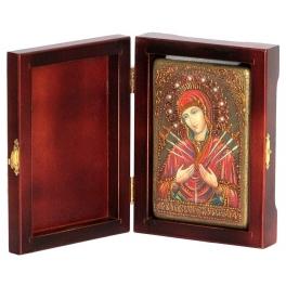 Икона Богородицы «Умягчение злых сердец», подарочная