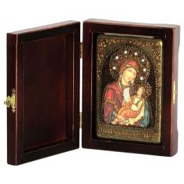 Икона «Утоли моя печали», в подарочной шкатулке