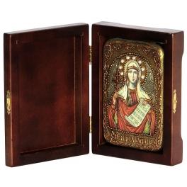 Икона «Святая мученица Татиана» в шкатулке