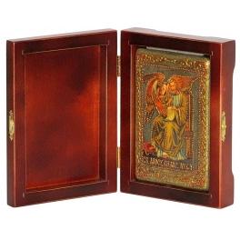 Икона «Святой апостол и евангелист Лука» подарочная