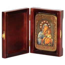 Подарочкая икона Божией Матери «Неувядаемый Цвет»