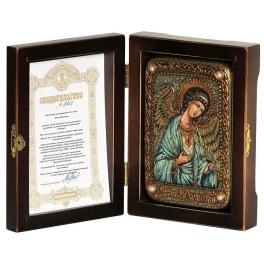 Икона «Ангел Хранитель», подарочная, настольная.