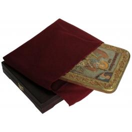 Подарочная икона «Пророк и Креститель Иоанн Предтеча» в шкатулке