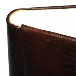 Кожаный фотоальбом «Кроко»