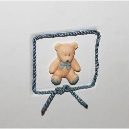 Детский фотоальбом «Медвежонок-мальчик»