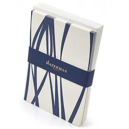 Подарочный набор Waterman: шариковая ручка и открытки
